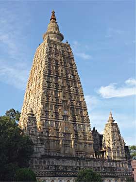实践成佛之道——中台禅寺印度尼泊尔圣地参访报导